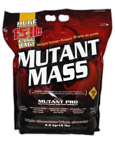 mutant mass купить гейнер в