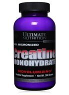 ULTIMATE NUTRITION 100% MICRONIZED CREATINE MONOHYDRATE, 300 Г