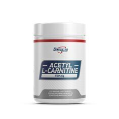 GeneticLab Nutrition Acetyl L-Carnitine, 60 капс