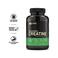 Optimum Nutrition Creatine 2500 caps, 100 капс