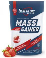 Geneticlab Nutrition - Mass Gainer, 1000г