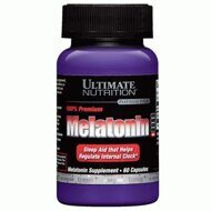 Melatonin 100% Premium от Ultimate Nutrition