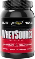 optimeal whey source 900 г