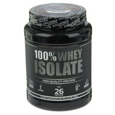 steel power whey isolate