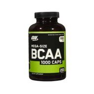 Optimum Nutrition BCAA 1000 caps, 200 капс