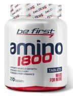 Be First Amino 1800, 210 таб