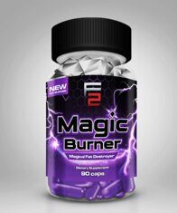 F2 Nutrition Magic Burner Classic, 90 капс