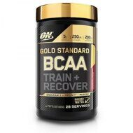 Optimum Nutrition Gold Standart BCAA Train  + Recover, 280 гр