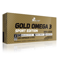 Olimp Labs Gold Omega 3 Sport Edition, 120 капс