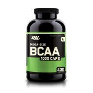 Optimum Nutrition BCAA 1000 caps, 400 капс
