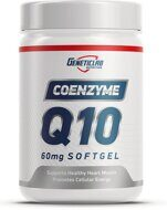 GeneticLab Nutrition Coenzyme Q10, 60 капс