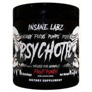 Insane Labz Psychotic Black, 220 гр