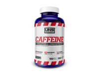 UNS Supplements Caffeine, 200 мг, 100 капс