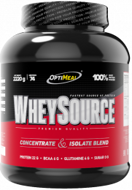 optimeal whey source 2220 concentrate isolate