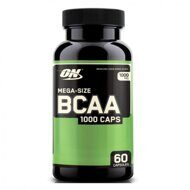 Optimum Nutrition BCAA 1000 caps, 60 капс