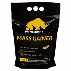 Prime Kraft Mass Gainer, 3000 гр