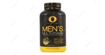 Infinite Labs Men's Multivitamin, 120 таб