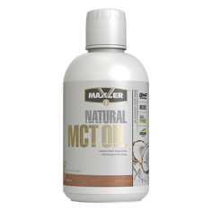 Maxler Natural MCT Oil, 450 мл