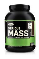 Optimum Nutrition Serious Mass 6 lb, 2720 гр