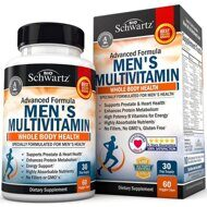 BioSchwartz Men's Multivitamin, 60 капс