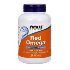 Now Foods Red Omega (90 капс.)